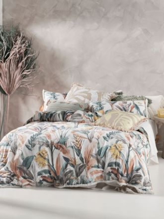 Habitation Quilt Cover Set