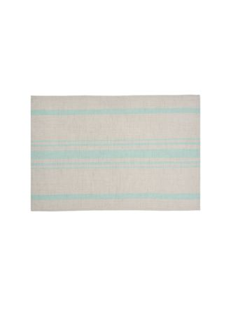 Karis Aqua Tea Towel