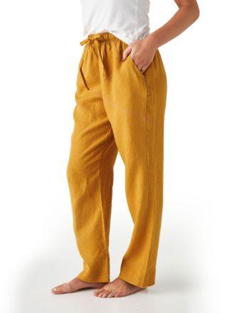 Nimes Chai Linen Pants