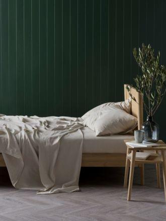 Pure Linen Natural Sheet Set