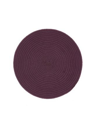 Plait Berry Placemat