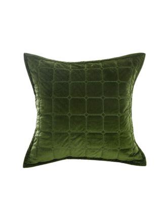 Meeka Pesto European Pillowcase