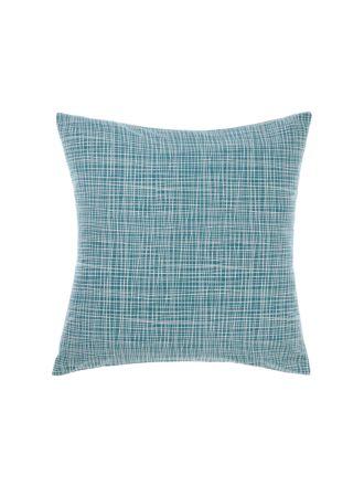 Meiko Teal European Pillowcase