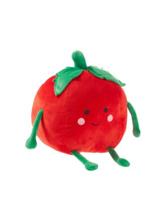 Cherry Tomato Novelty Cushion