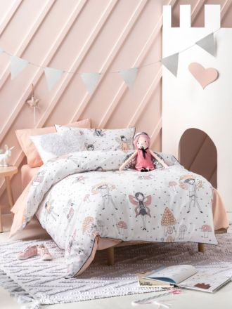 Enchanted Quilt Cover Set