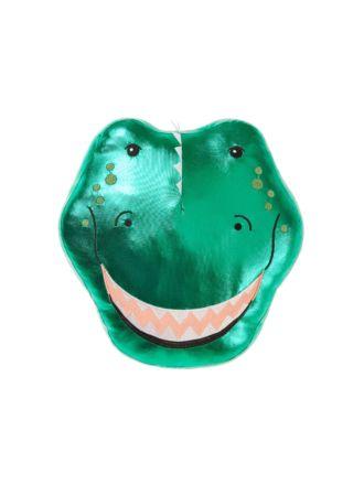Happy Dinosaur Novelty Cushion