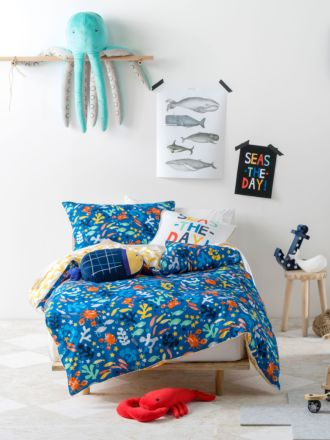 Rockpool Quilt Cover Set