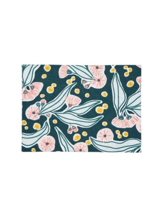 Evie Teal Placemat