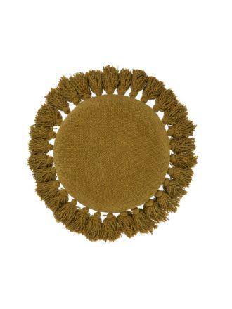 Florida Bronze Round Cushion 45cm Round