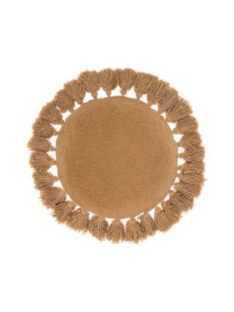 Florida Pecan Cushion 45cm Round