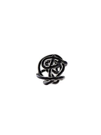 Glass Knots Black D
