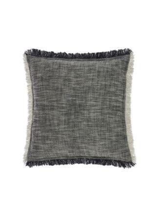 Fresno Black Cushion 48x48cm