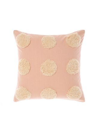 Haze Pink Sand Cushion 45x45cm