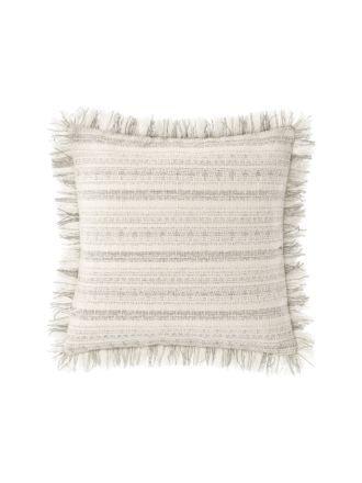 Menton Natural Cushion 43x43cm