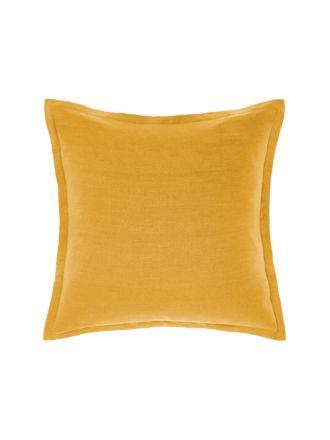 Nimes Chai Tailored Linen Cushion 48x48cm