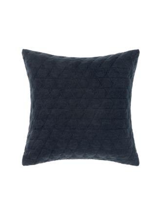 Nimes Indigo Linen Cushion 50x50cm