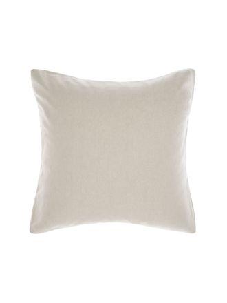 Nimes Natural Linen European Pillowcase