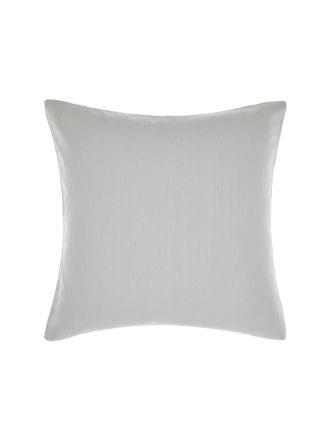 Nimes Grey Linen European Pillowcase