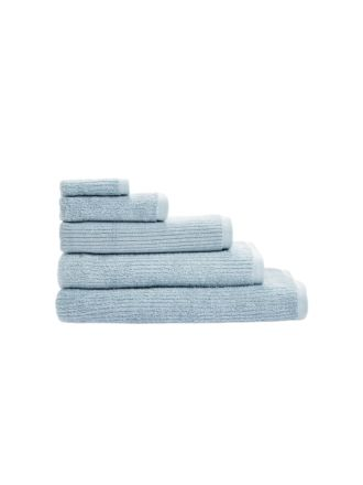 Reed Blue Towel Collection