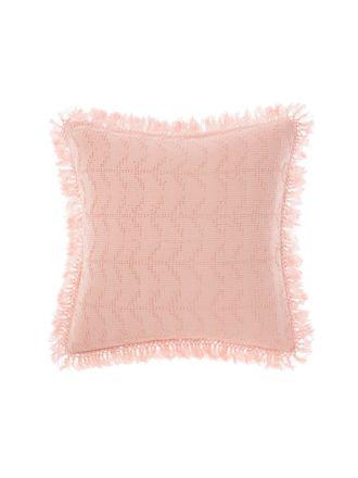 Shani Blush European Pillowcase