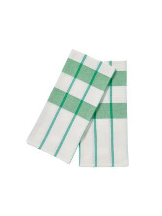 Smith Green 2-Piece Tea Towel Set
