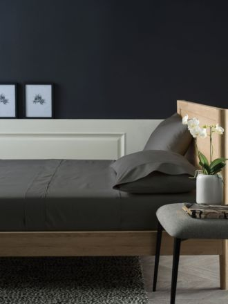 Vaucluse 1000 Thread Charcoal Sheet Set