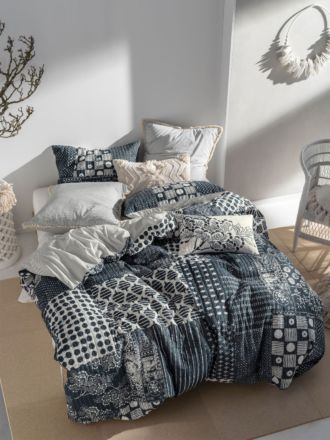 Zane Quilt Cover Set