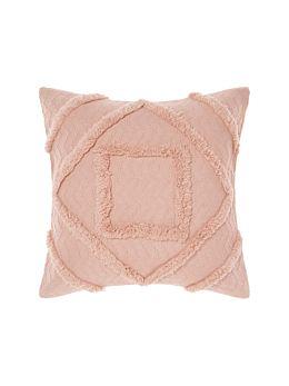 Adalyn Peach Cushion 50x50cm