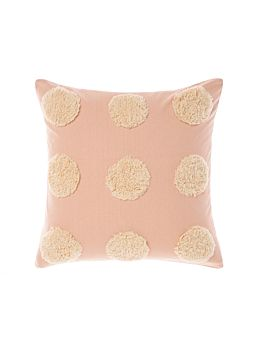 Haze Pink Sand Cushion 45x45cm
