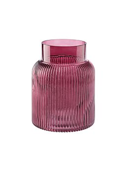 Palace Ruby Vase 21cm